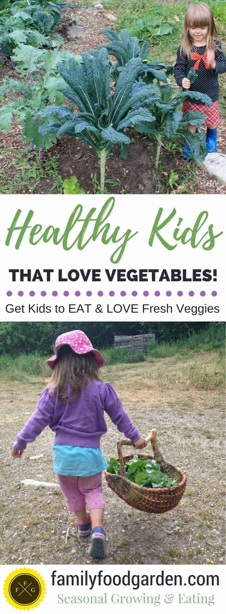 When kids know & understand where their food comes from they WANT to eat it!