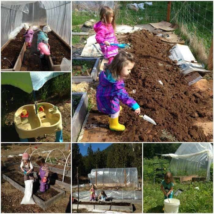 Kids Gardening Ways to Keep Them Busy