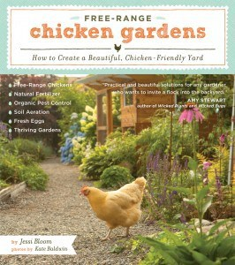 Chicken gardens book
