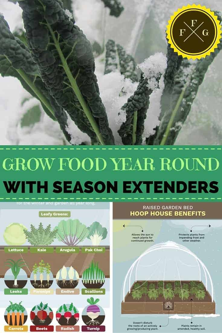 How to plan, use, build, grow under season extenders