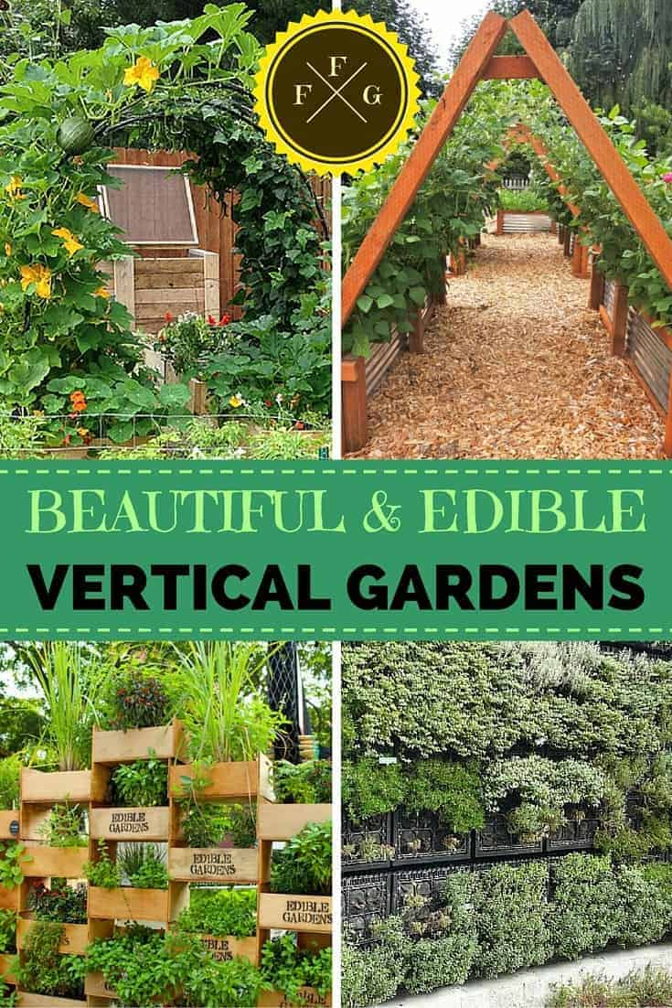 5 gorgeous vertical gardening beds for Vertical garden design