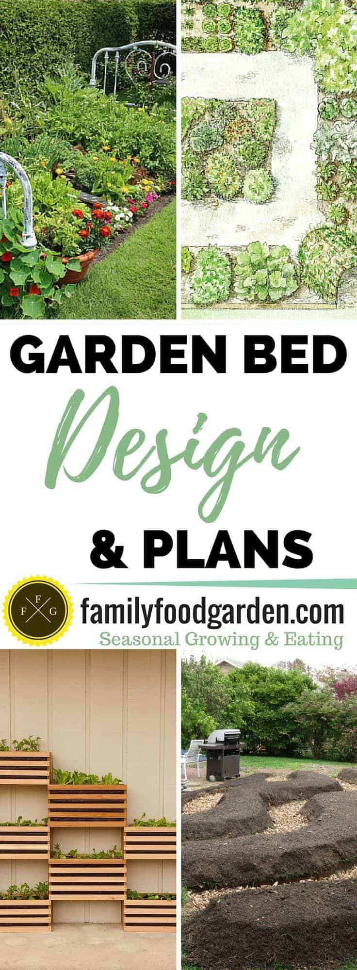 Inspiring vegetable garden bed designs plans for Garden design instagram