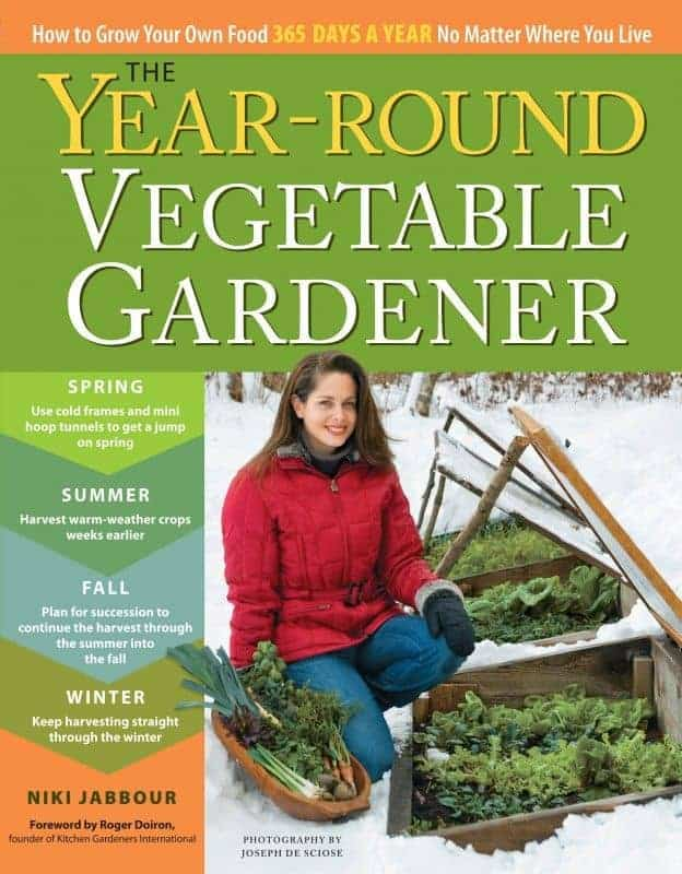 This is a fantastic book for year-round growing by Niki Jabbour
