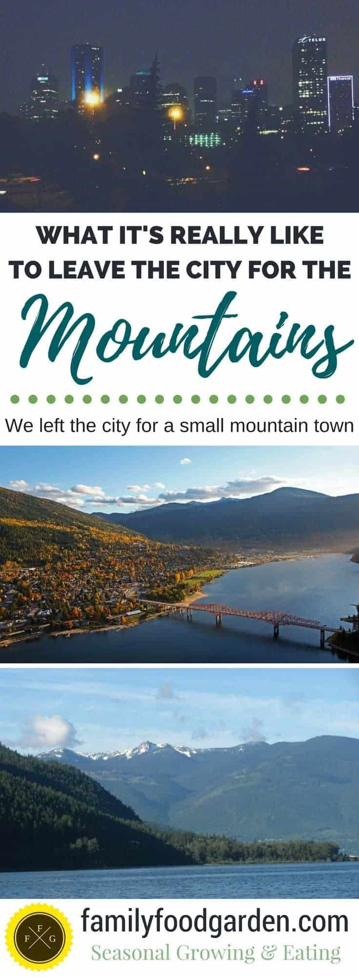 What it s really like to leave the city for the mountains What s it like to live in a small town