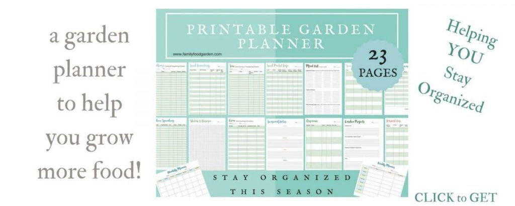 Iu0027ve Created A Printable Garden Planner