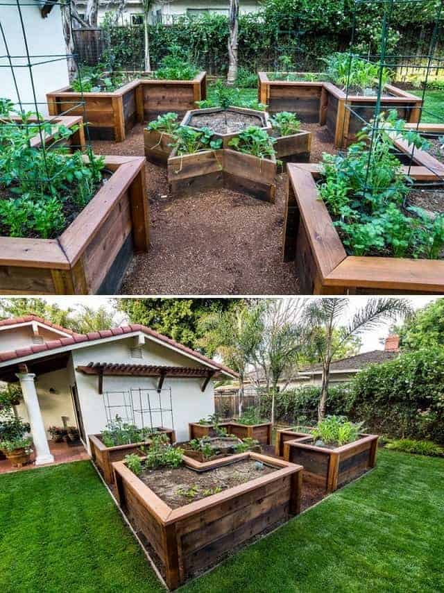 Raised garden bed ideas plans family food garden - How to build a raised bed garden ...