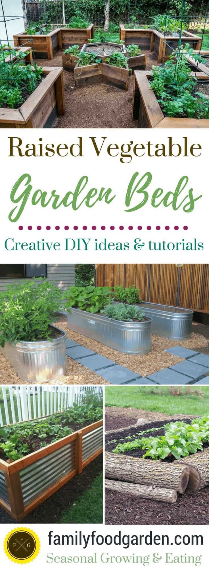 Picture of: Raised Garden Bed Ideas Plans 2020 Family Food Garden