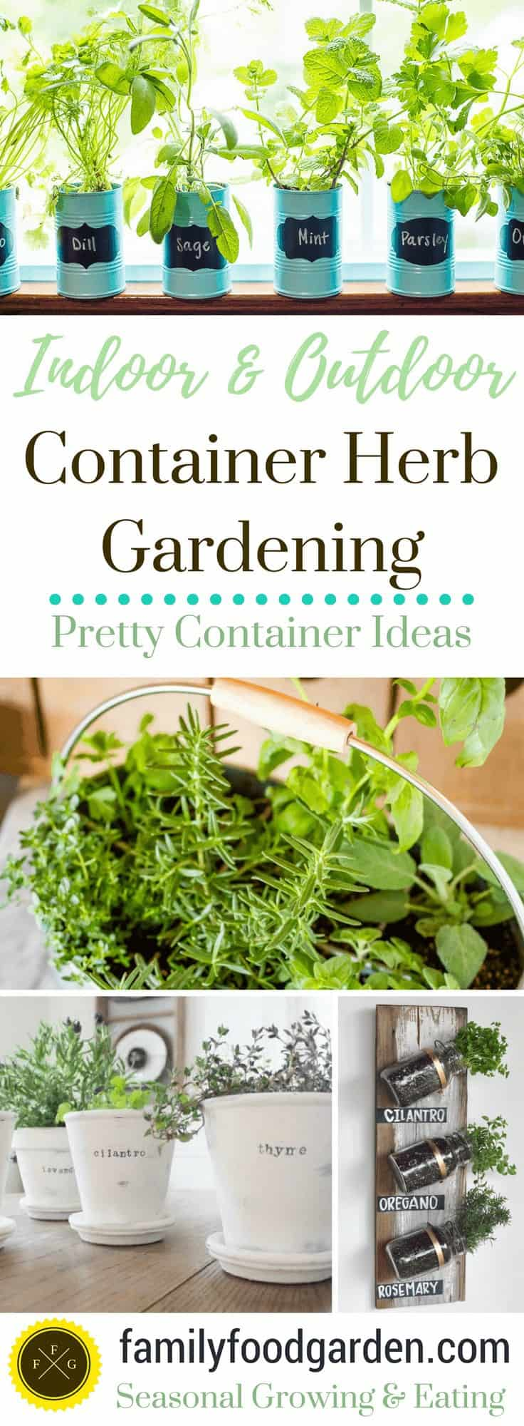 Herb Gardens: Inspiration for beautiful Herb Gardens