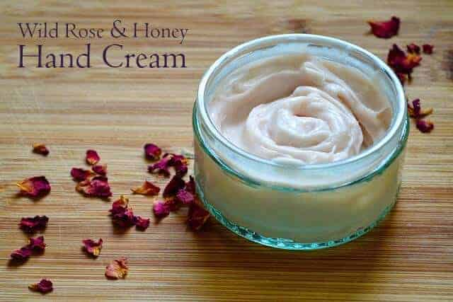 Rose hand cream recipe