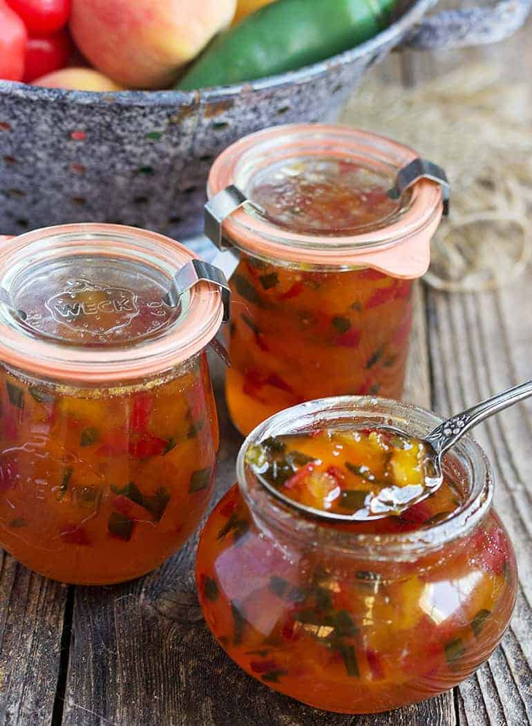 Pepper Rings Canning Recipes