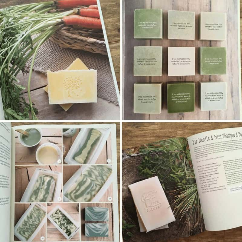 Simple Natural Soap Making Book