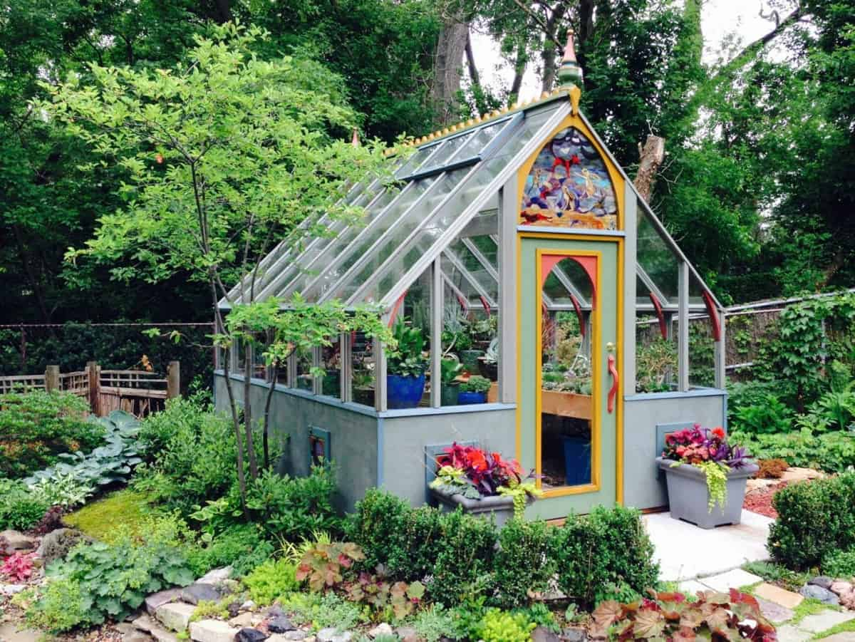 garden design ideas she sheds - Garden Design Kit