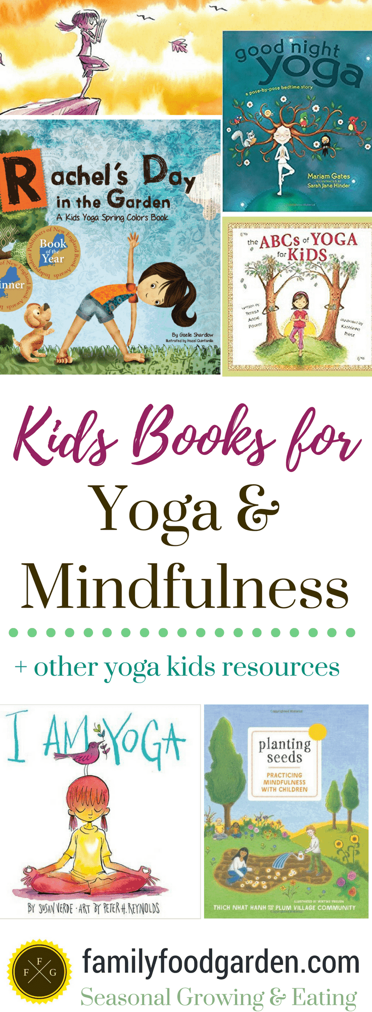 Yoga Kids Books
