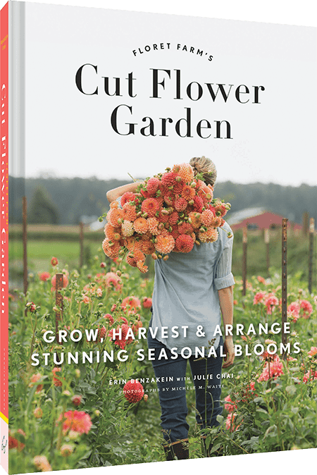 Gardener gifts to love: Floret Farm Cut Flower Book