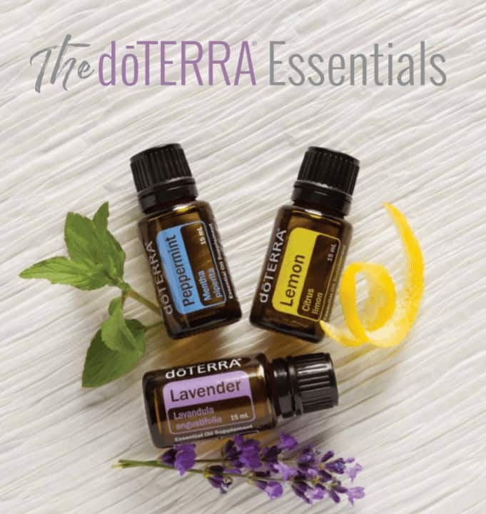 doTERRA product guide
