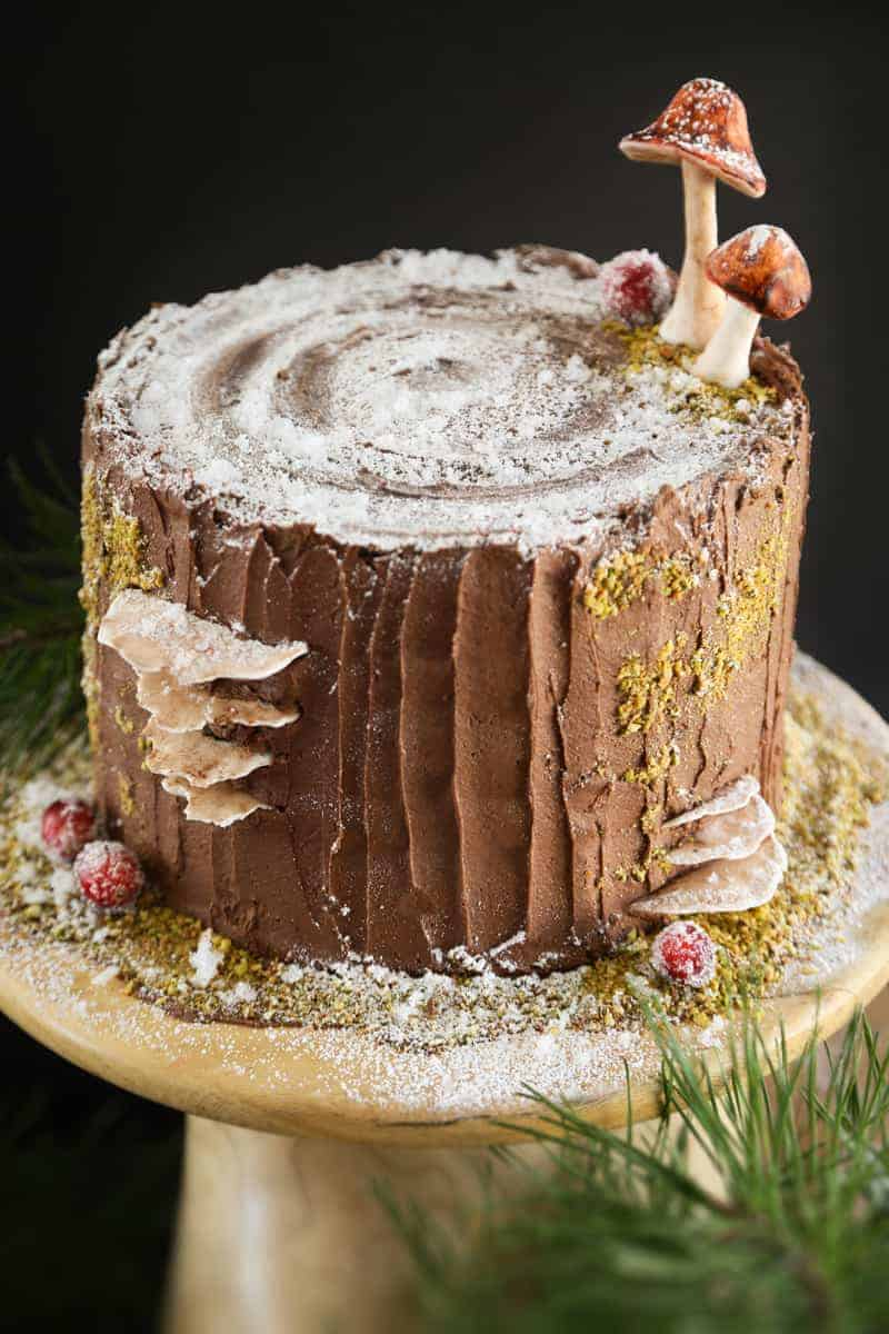 Woodland Bakery Recipes Chocolate Cake