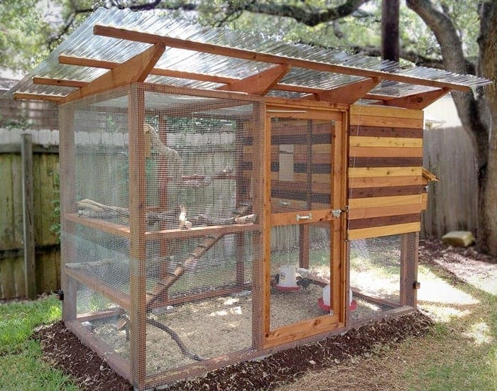 Buy This Gorgeous Cedar Chicken Coop From William Sonoma