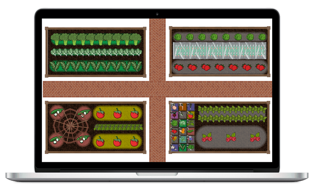 Create Garden Plans With Garden Design Apps Family Food