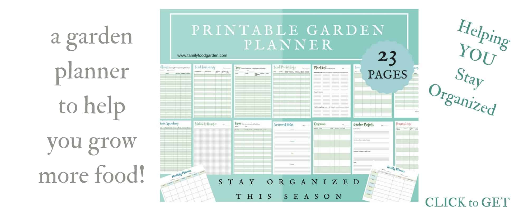 Choosing your seeds free seed inventory printable for Patio planner online free