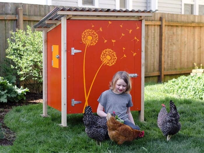 The Garden Coop Has Some Great Chicken Coop Plans