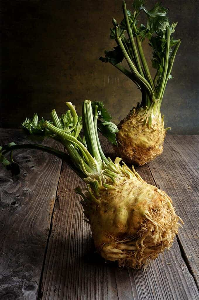 celeriac/celery root recipes