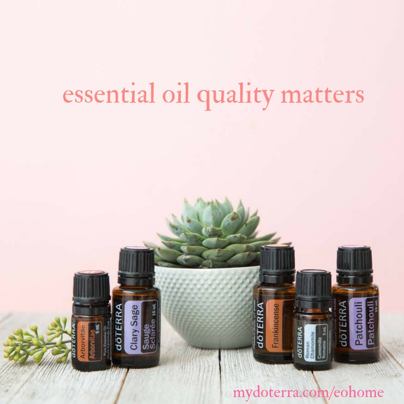 doterra quality difference