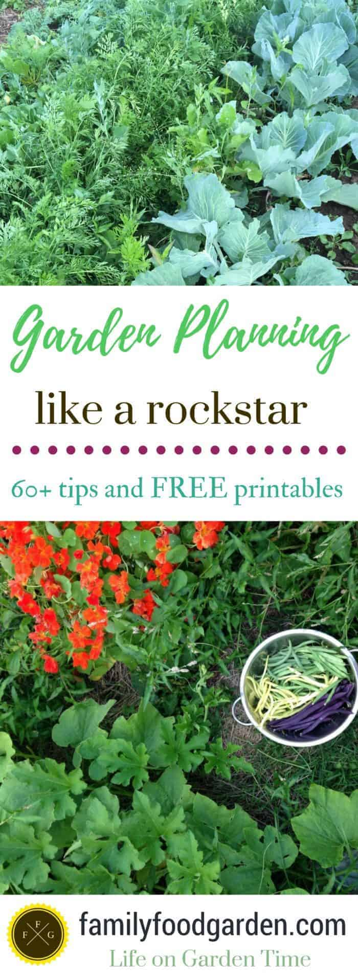 Plant a fantastic garden with this great garden planning resource