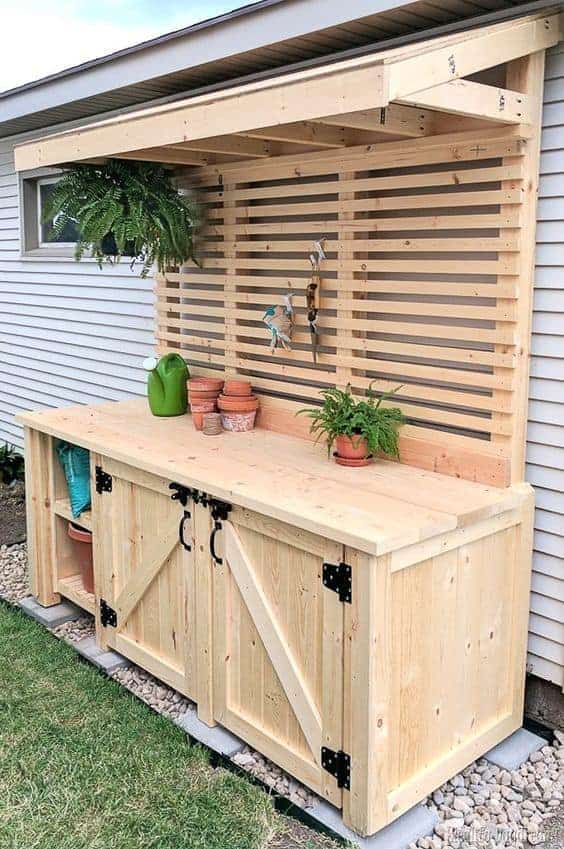 Outdoor Bench Front Porch Diy Projects