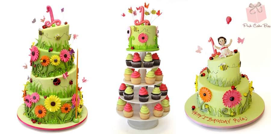 Flower Pot Cupcakes From BlogLovin