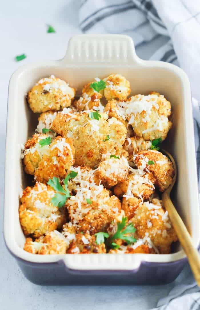 Cauliflower Recipes For Healthy Low Carb Meals Family