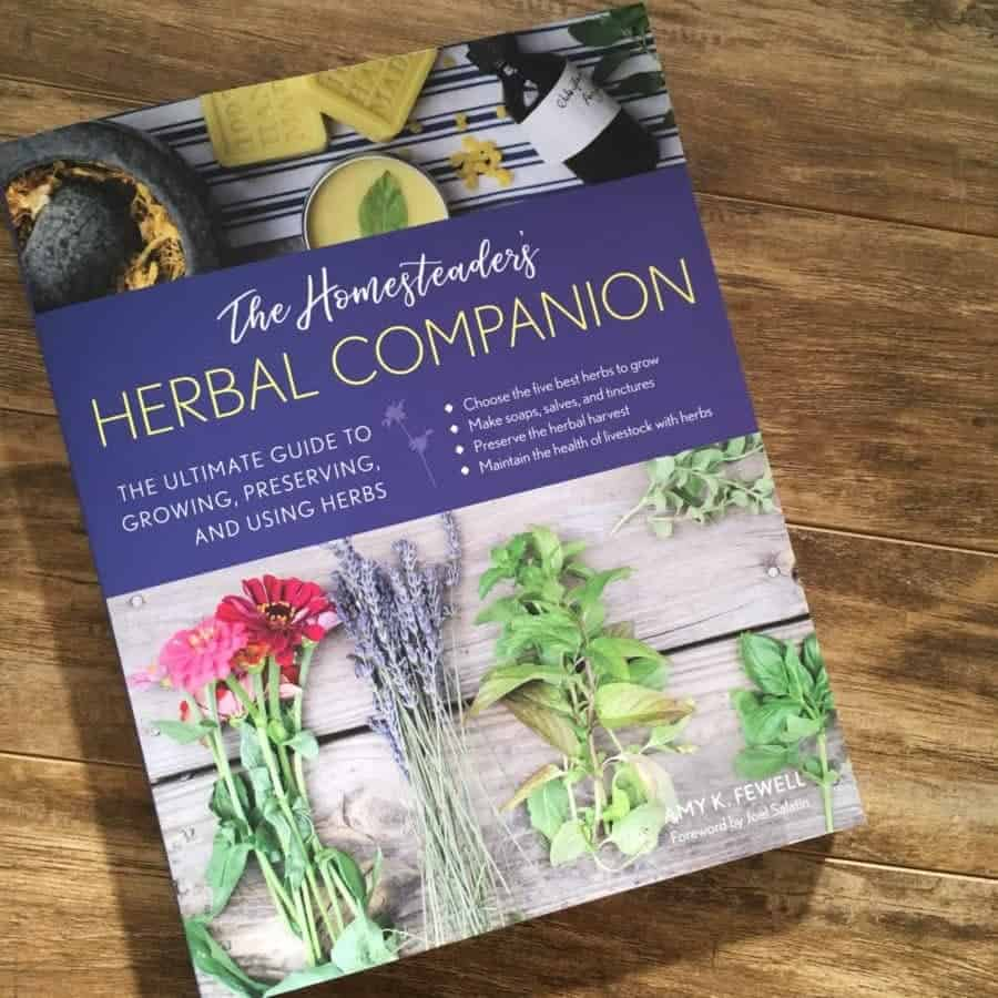 'The Homesteaders Herbal Companion' book is an excellent resource for growing and using herbs