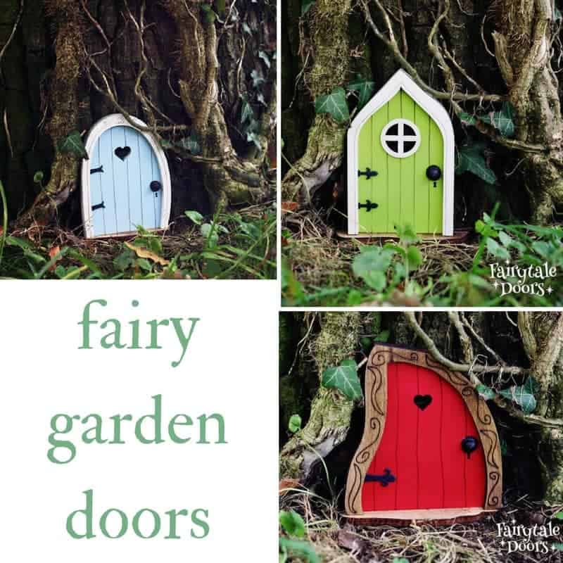 Fairy Garden Doors & Supplies
