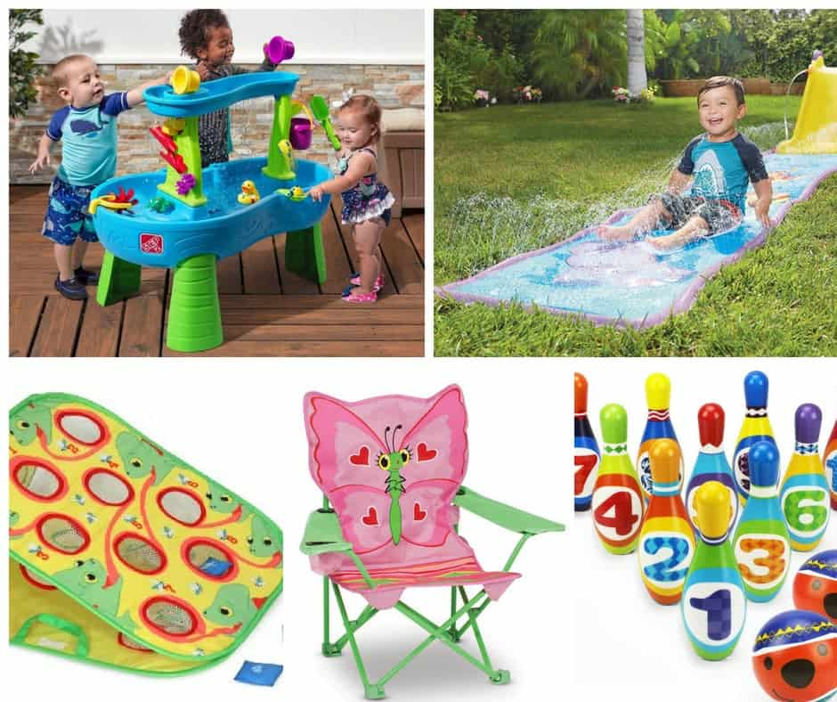 Outdoor Toys For Preschoolers : Outdoor toys for toddlers and kids family food garden