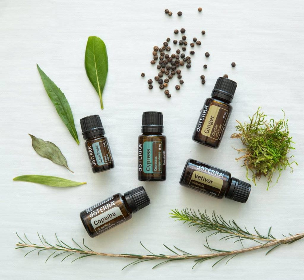 doTERRA fall Essential Oil Diffuser Blends