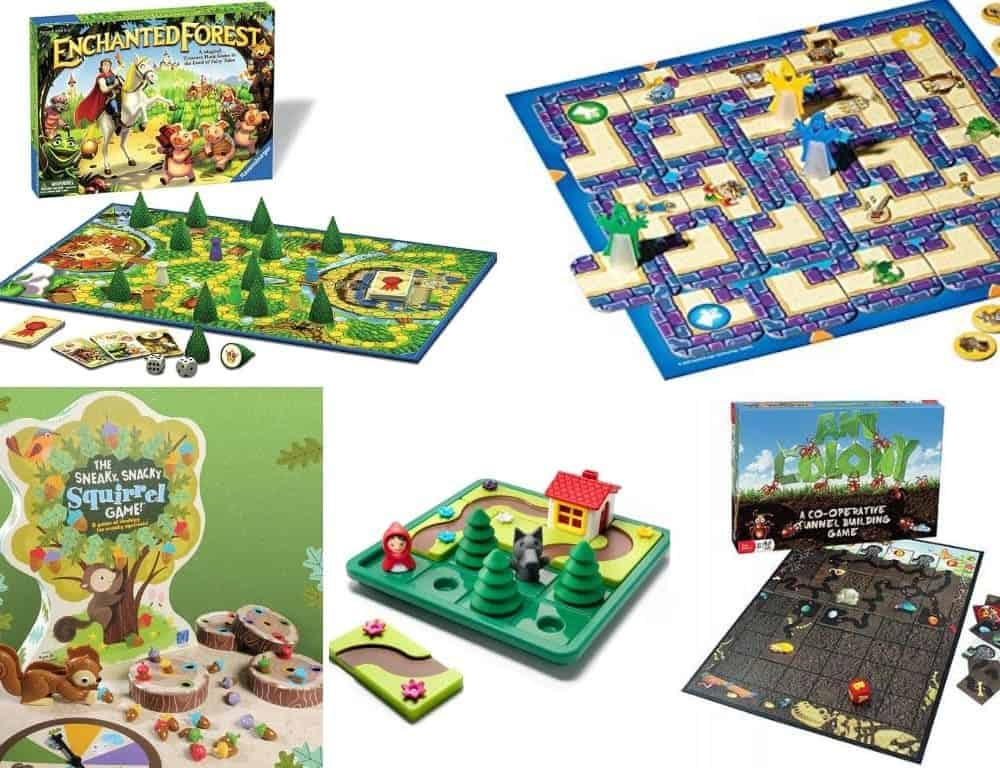 Fantastic list of kids board games