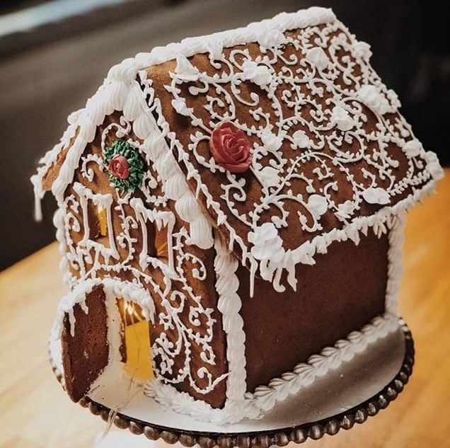Gingerbread house design ideas