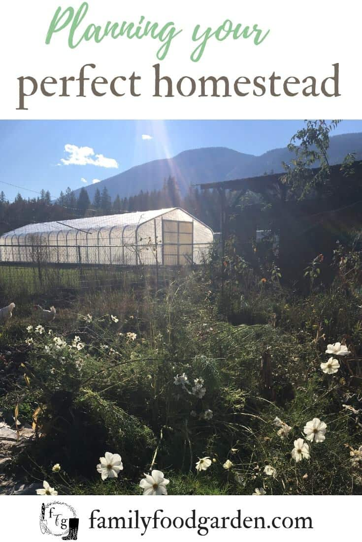 Planning and designing your homestead and farm