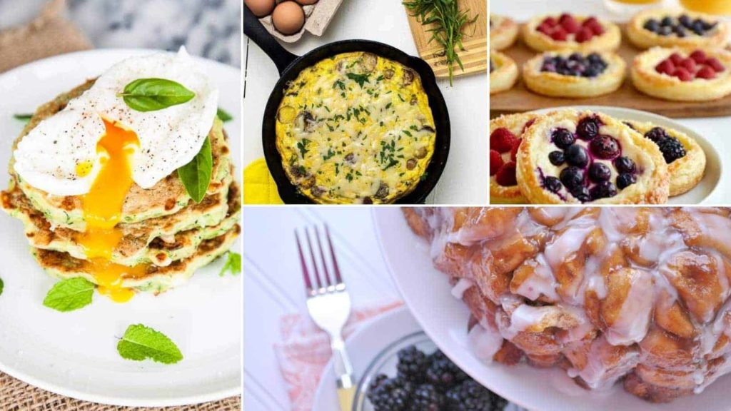 Spring and Easter Brunch Ideas