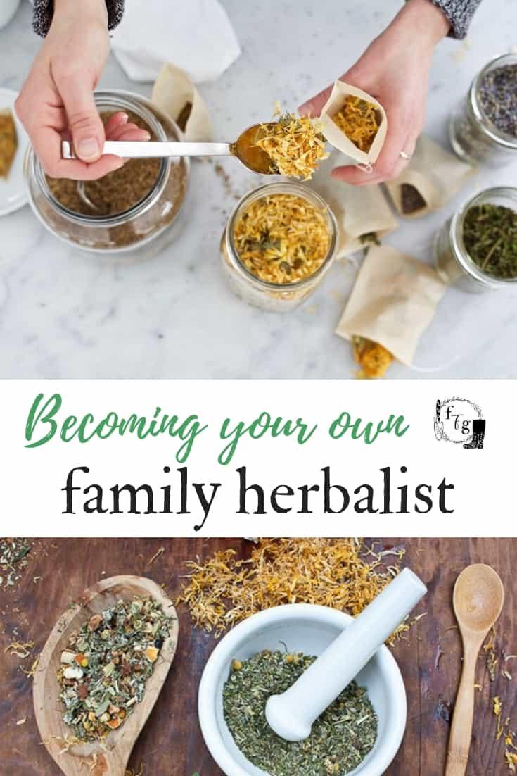 Family Herbalist online herbal courses #herbs #herbalism #familyherbs #naturalremedies