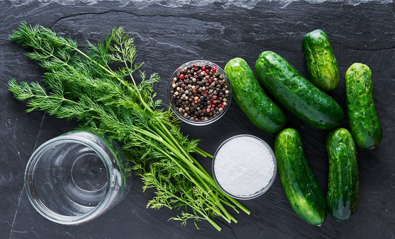 Crispy Dill Recipes for Canning