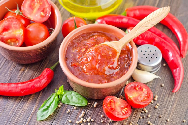 Salsa Recipes For Canning – OLE'!