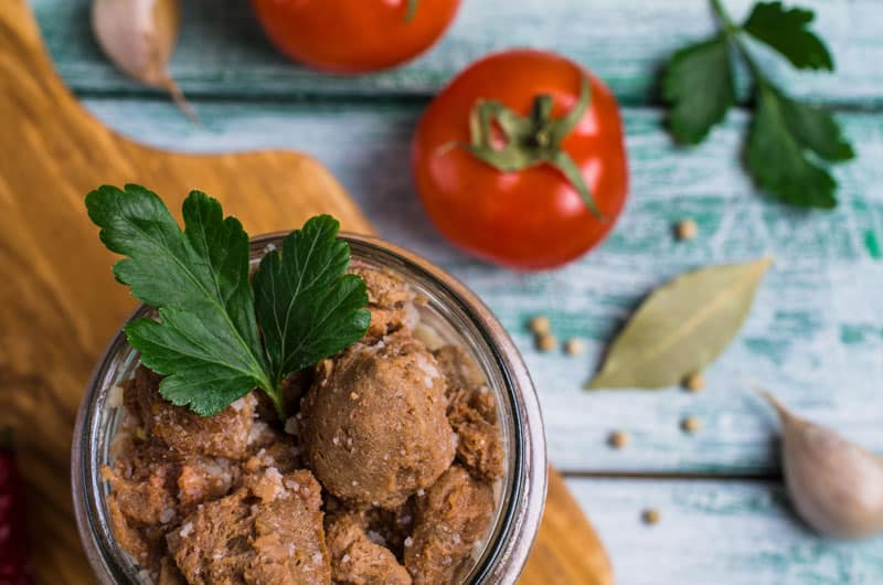 Canning Meat Recipes