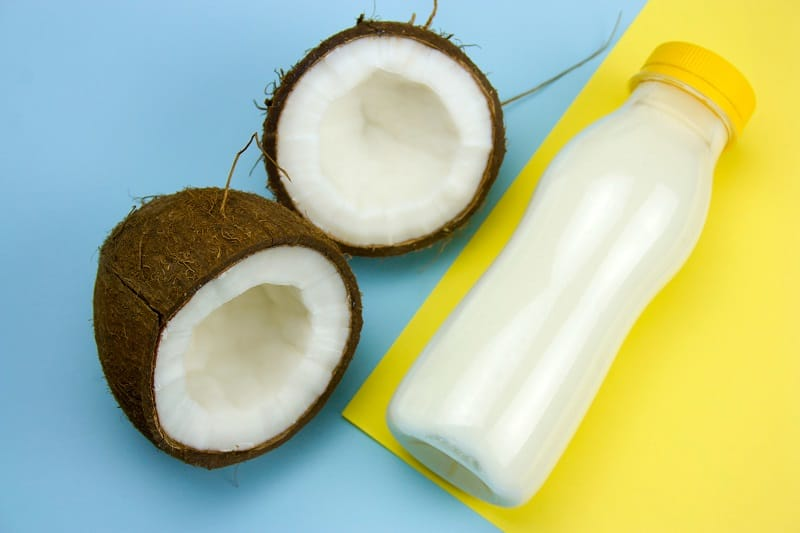 Storing Sealed Coconut Milk