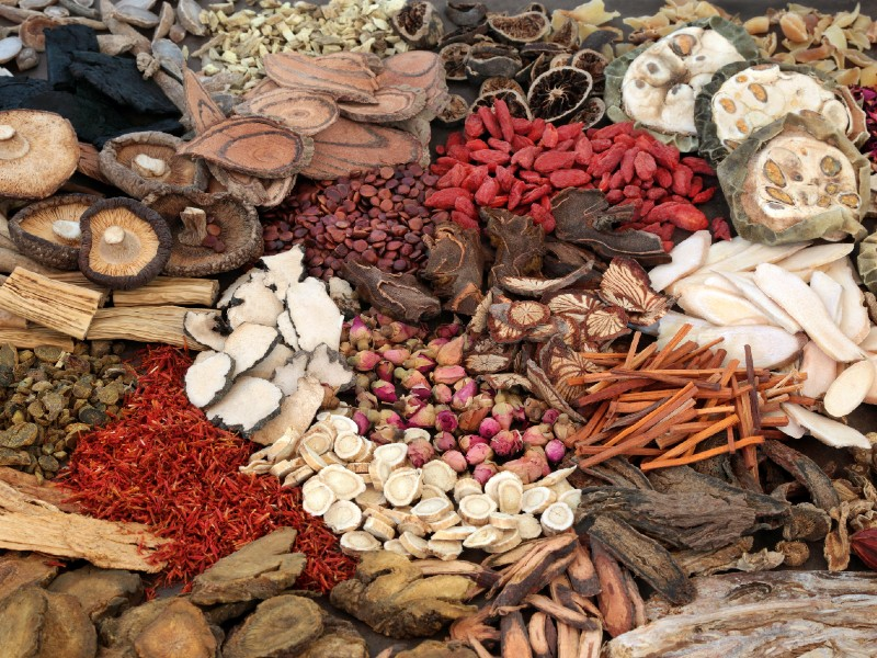 chinese herbs for depression