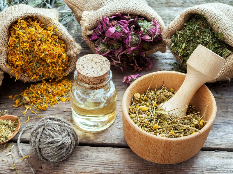natural herbs for depression and anxiety